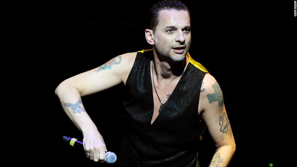 Dave Gahan Birthday Party